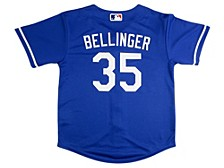 Los Angeles Dodgers Cody Bellinger Baby Official Player Jersey