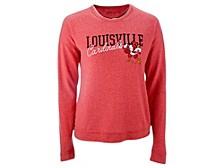 Louisville Cardinals Women's Haachi Crew Sweatshirt