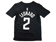 Los Angeles Clippers Youth Statement Name and Number T-shirt Kawhi Leonard