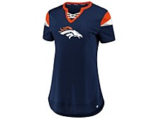 Denver Broncos Women's Draft Me Shirt