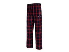 New England Patriots Men's Flannel Pants