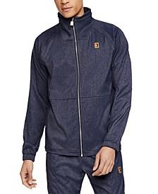 Men's Tennis Warmup Jacket