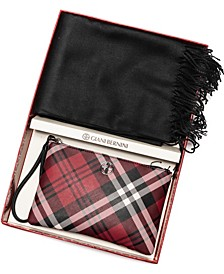 Wristlet with Scarf Gift Set, Created for Macy's