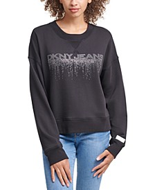 Shine Logo Graphic Sweatshirt