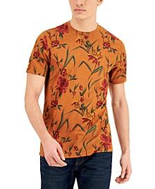 Men's Catskills Floral Graphic T-Shirt
