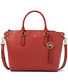 Elson Large Convertible Satchel