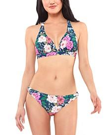 Gardenia Paradise Bikini Top & Bottoms