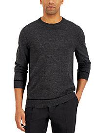 Alfani Men's Crewneck Sweater, Created for Macy's