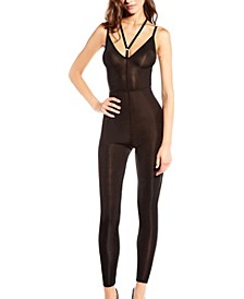 Strapped Up Dresden Catsuit