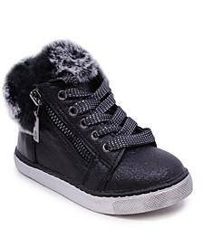 Toddler Girl Sneaker Look Bootie