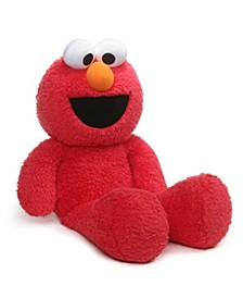 CLOSEOUT! GUND Sesame Street Fuzzy Buddy Elmo Plush Stuffed Animal, Red