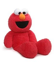 GUND Sesame Street Fuzzy Buddy Elmo Plush Stuffed Animal, Red