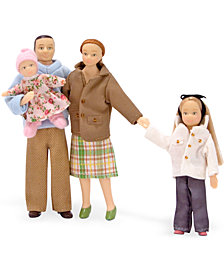 Melissa and Doug Kids Toys,  Victorian Doll Family