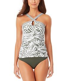 Palm Breeze Tankini & Bikini Bottoms