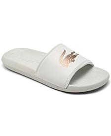 Women's Croc Premium Slide Sandals from Finish Line