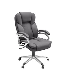 Executive Office Chair in Leatherette