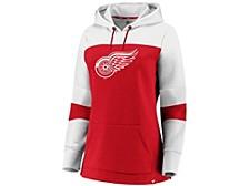 Detroit Red Wings Women's Colorblocked Fleece Sweatshirt
