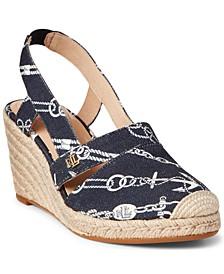 Penelopie Wedge Sandals