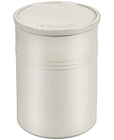 2.5-Qt. Stoneware Canister
