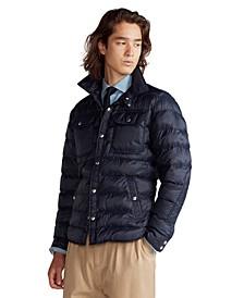 Men's Water-Repellent Utility Jacket