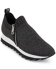 DKNY Azza Zip Sneakers