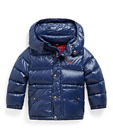 Toddler Boys Water Repellent Down Jacket