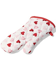 Hearts Oven Mitt, Created for Macy's