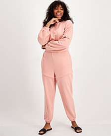CULPOS X INC Convertible Sweatpants, Created for Macy's