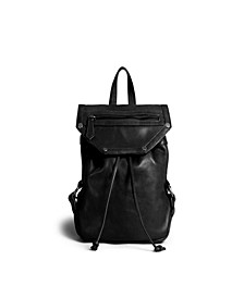 Harmoni City Leather Backpack