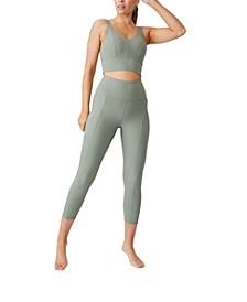 Women's Rib Pocket 7/8 Tight