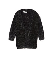 Little Girls Dakota Sparkle Cardigan