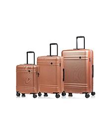 Summit 3-Pc. Hardside Luggage Set