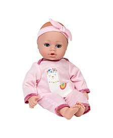 Playtime Baby Llama Pajamas Doll