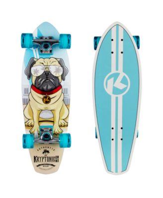 Kryptonics Cruiser Board Complete Skateboard