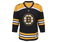 Boston Bruins Kids Blank Replica Jersey