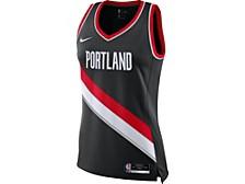 Portland Trail Blazers NBA Women's Swingman Jersey Damian Lillard
