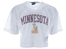 Men's Minnesota Golden Gophers Vault Shimmel Jersey