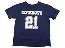 Dallas Cowboys Toddler Mainliner Player T-Shirt Ezekiel Elliott