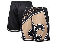 Men's New Orleans Saints Big Face Shorts