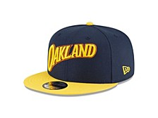 Golden State Warriors 2020 City Series 9FIFTY Cap