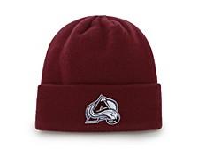 Colorado Avalanche Basic Cuff Knit Hat