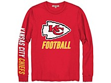 Kansas City Chiefs Men's Zone Read Long Sleeve T-Shirt