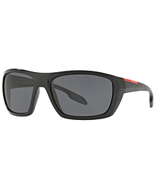 Men's Polarized Sunglasses, PS 06SS