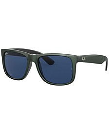 Men's Sunglasses, RB4165 54 JUSTIN COLOR MIX