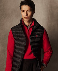 Men's Packable Quilted Vest
