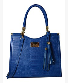 Natalie Croco Medium Shopper