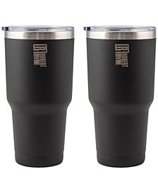 by Cambridge 30-oz. Insulated Tumblers, Set of 2