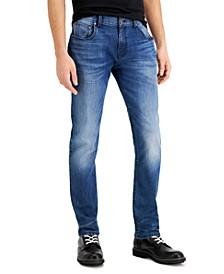 INC Men's Core 3 Slim Straight-Leg Jeans, Created for Macy's