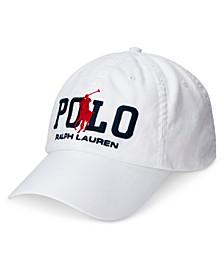 Men's Cotton Twill Ball Cap