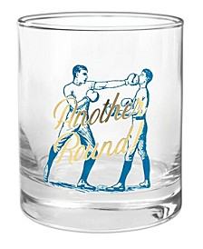 """Another Round"" Tumbler Glass"